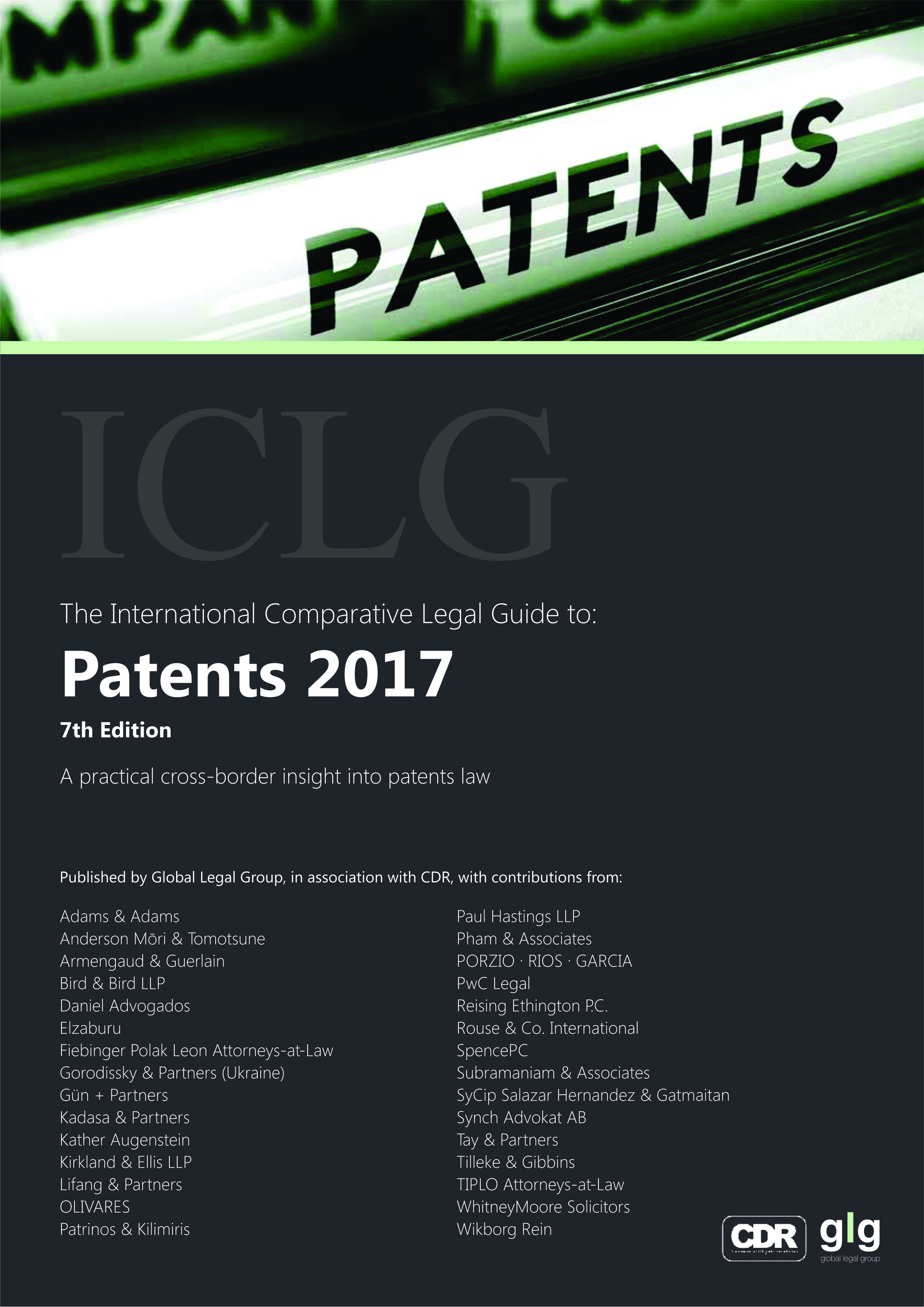 ICLG-Patents